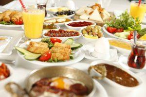 Hidiv Kasrı Kahvaltı